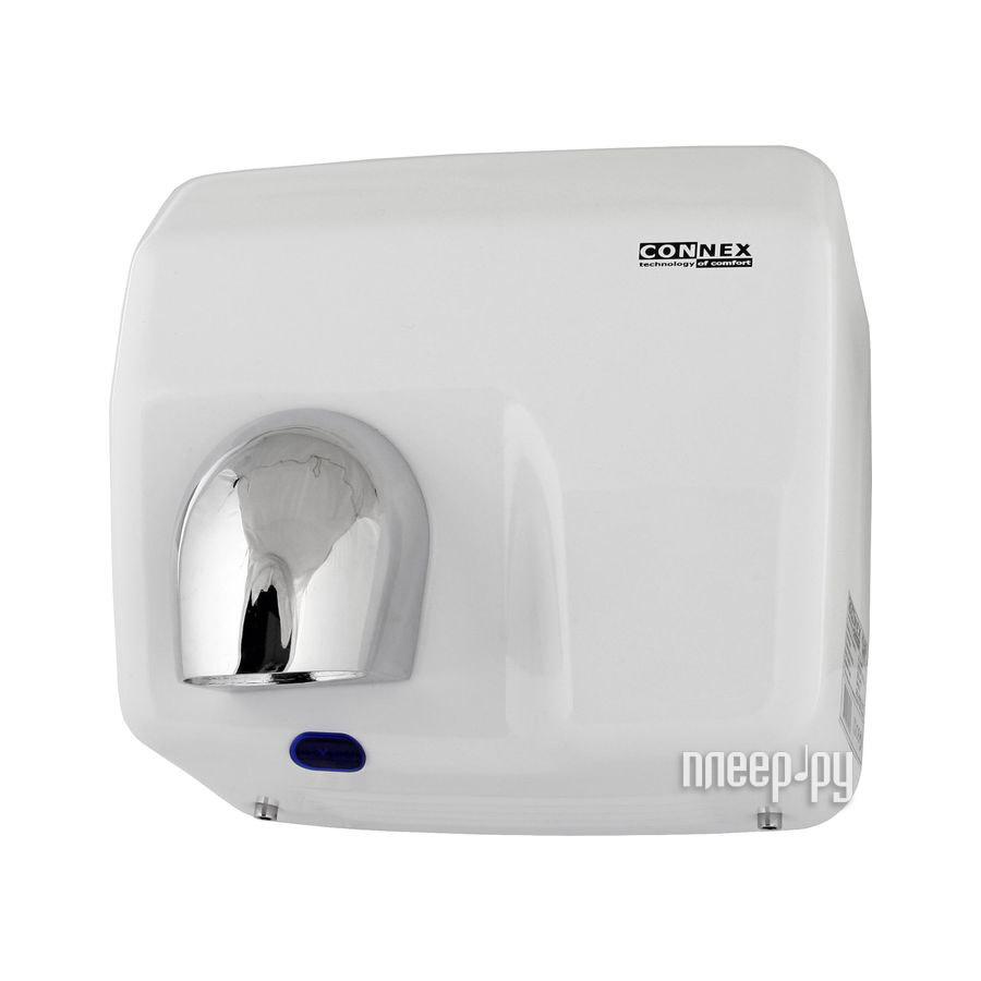 Электросушилка для рук Connex HD-250 White