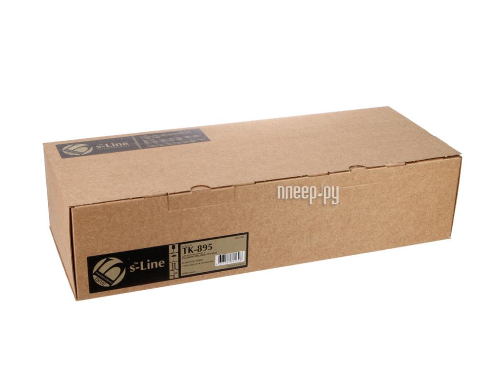 Тонер S-Line TK-895Y для Mita FS-C8020 BAMTFSC802080