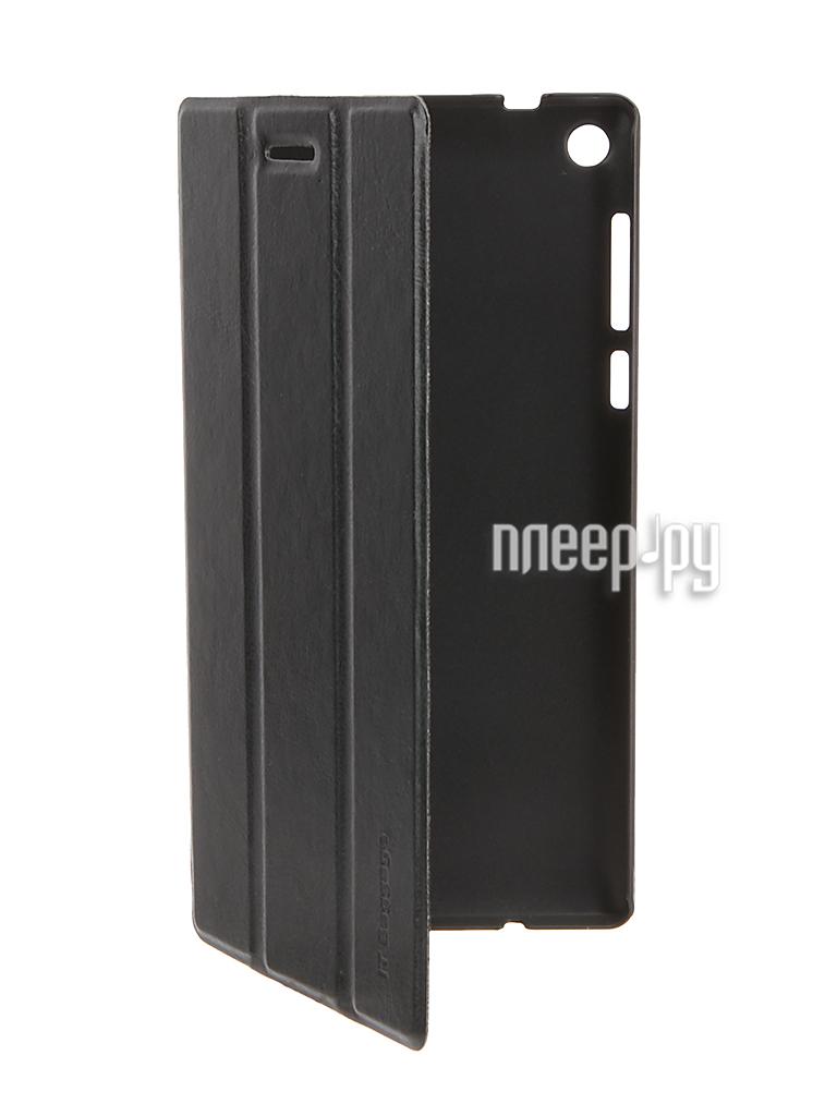 Аксессуар Чехол Lenovo IdeaTab 3 7.0 TB3-730X Black IT Baggage ITLN3A705-1