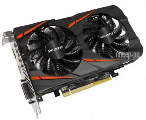 Купить Видеокарта GigaByte Radeon RX 460 1212Mhz PCI-E 3.0 2048Mb 7000Mhz 128 bit DVI HDMI GV-RX460WF2OC-2GD