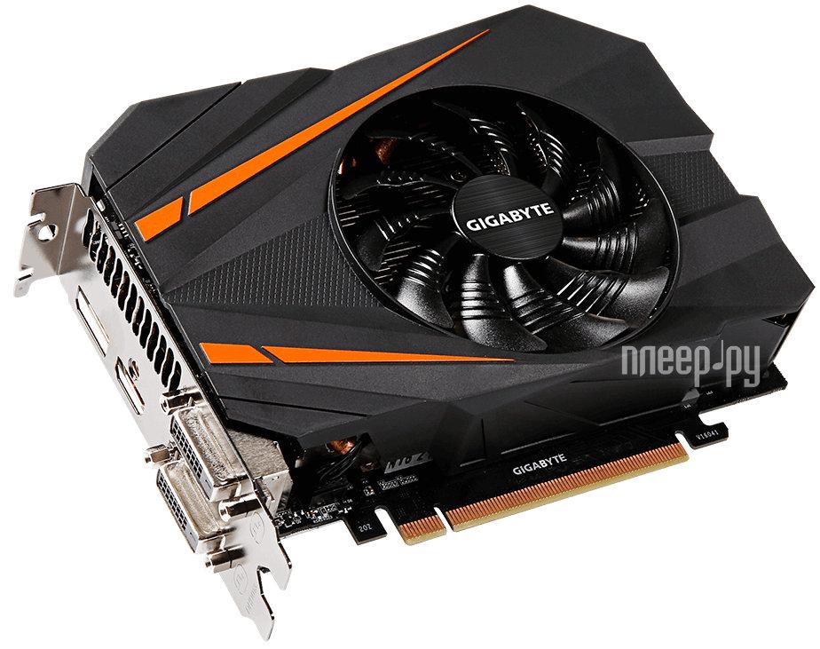 Видеокарта GigaByte GeForce GTX 1070 1556Mhz PCI-E 3.0 8192Mb 8008Mhz 256 bit