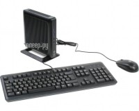 Настольный компьютер HP t520 Flexible J9A27EA Black (AMD GX-212JC 1.2 GHz/2048Mb/8Gb SSD/AMD Radeon HD/Gigabit Ethernet/HP ThinPro 32-bit)