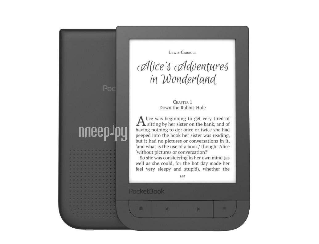 Электронная книга PocketBook 631 Touch HD Black PB631-E-RU