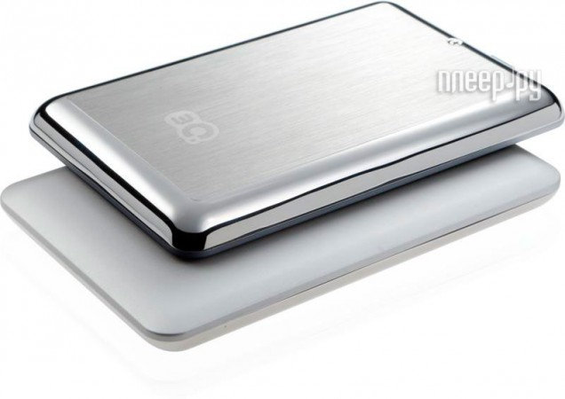 Жесткий диск 3Q Glaze Rubber Hairline 500Gb Grey 3QHDD-U247H-HE500  Pleer.ru  1964.000
