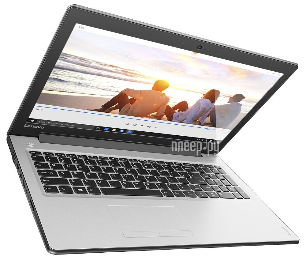 Ноутбук Lenovo IdeaPad 310-15ISK 80SM00QXRK (Intel Core i5-6200U 2.3 GHz / 4096Mb / 1000Gb / No ODD / nVidia GeForce 920MX 2048Mb / Wi-Fi / Bluetooth / Cam / 15.6 / 1366x768 / Windows 10)