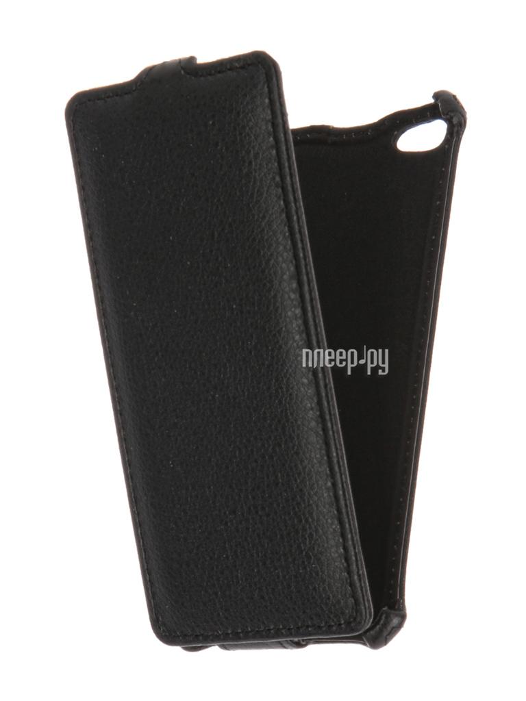 Аксессуар Чехол BQ BQS-4800 Blade Gecko Black GG-F-BQ4800-BL купить