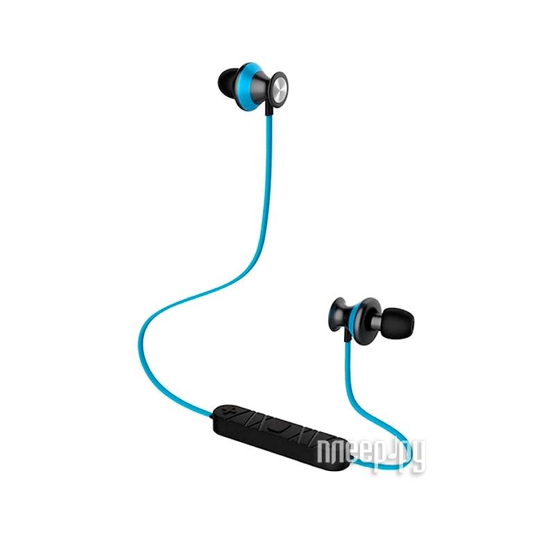 Гарнитура Trendwoo Bluetooth Runner X9 Blue купить