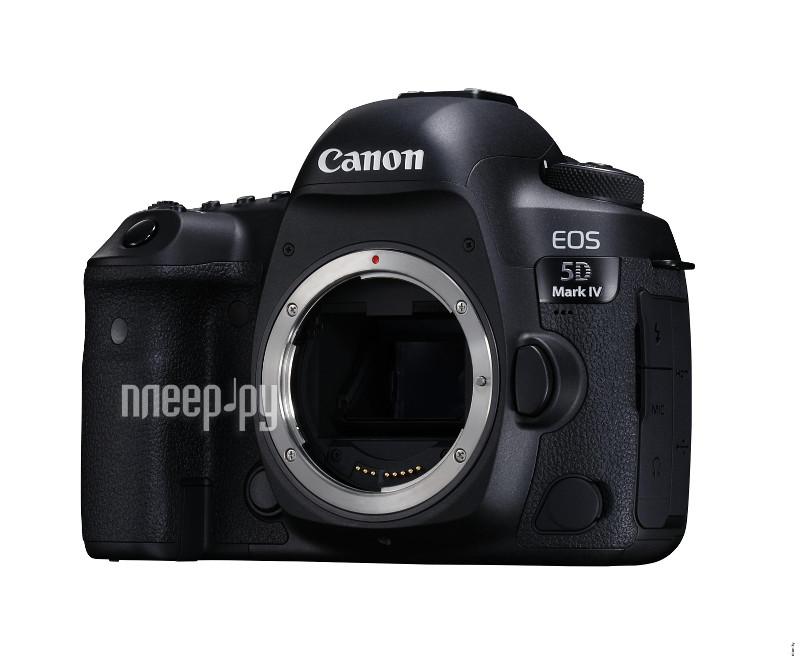 Фотоаппарат Canon 5D Mark IV Body*