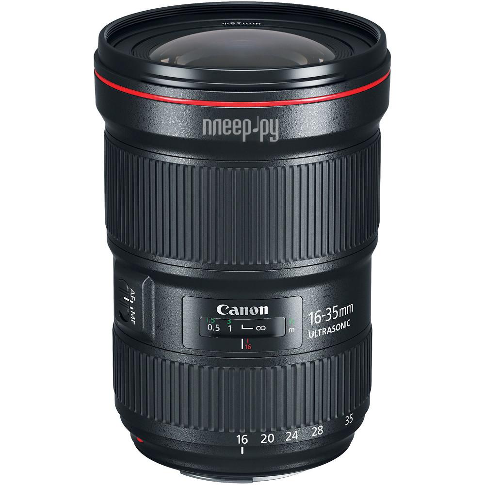 Объектив Canon EF 16-35 mm F / 2.8 L III USM