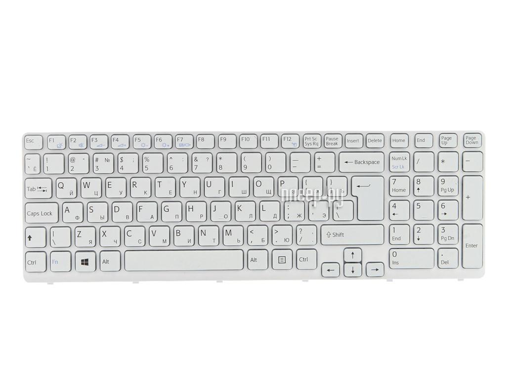 Клавиатура TopON TOP-100516 для Sony SVE15 / SVE17 / SVE1511S4C / SVE151 Series