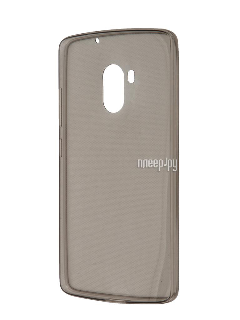 Аксессуар Чехол-накладка Lenovo A7010 Gecko Black S-G-LENA7010-BL купить