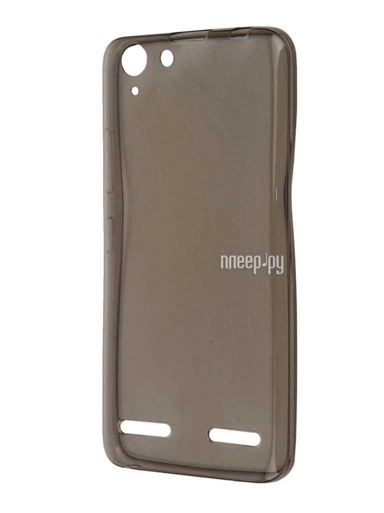 Аксессуар Чехол-накладка Lenovo Vibe K5 / K5 Pro A6020 Gecko Black S-G-LENK5-BL
