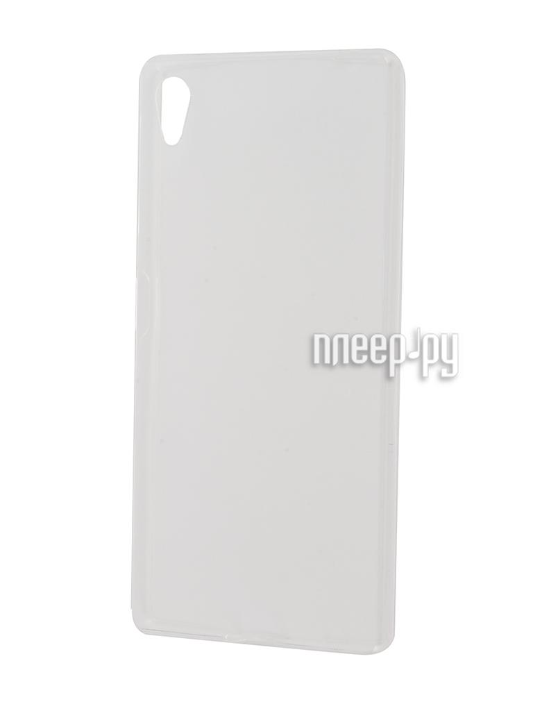 Аксессуар Чехол-накладка Sony Xperia Z5 / Z5 Dual E6653 / E6683 Gecko White S-G-SONZ5-WH