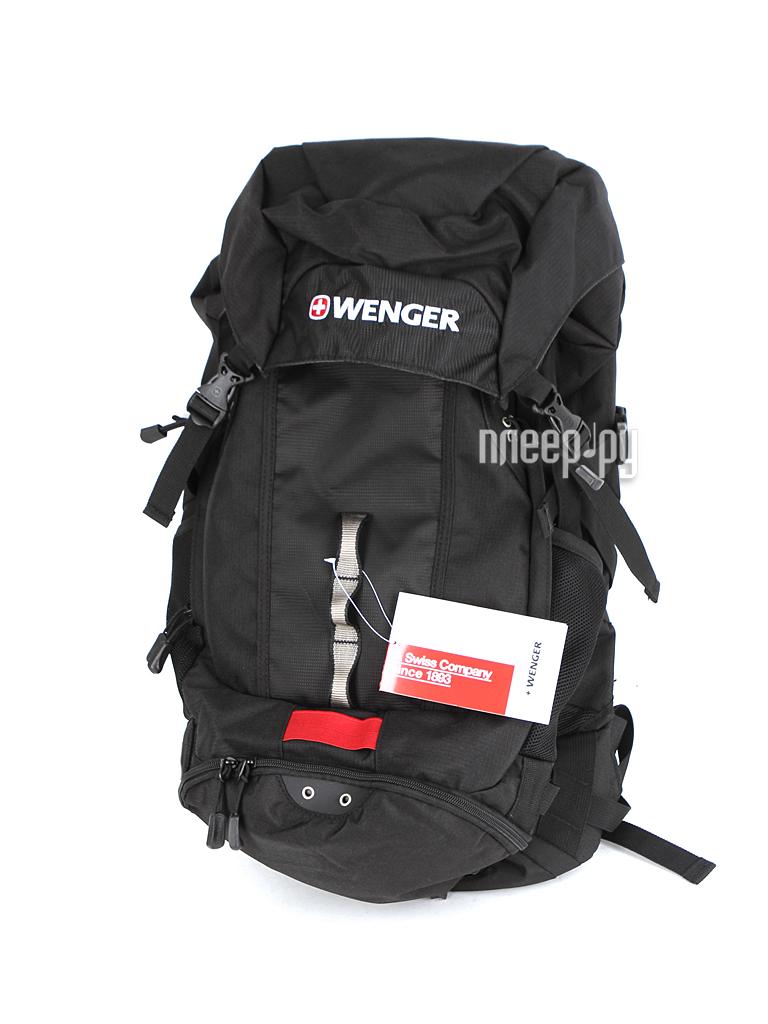 Рюкзак WENGER 30582299 Grey-Black