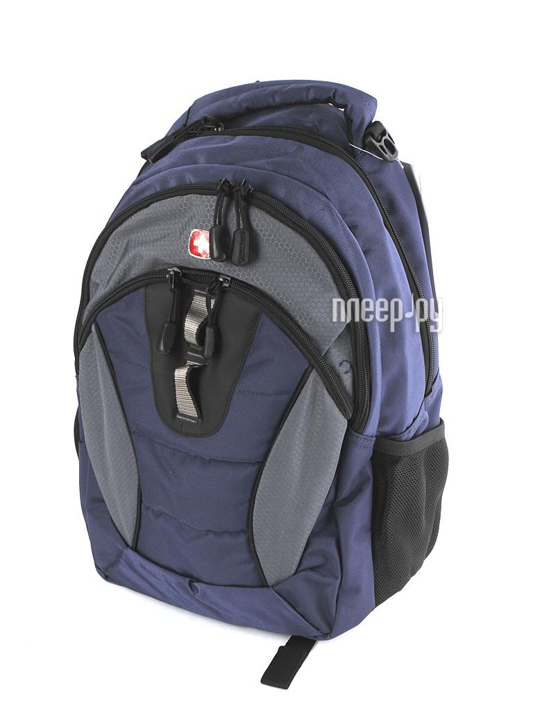 Рюкзак WENGER 16063415 Blue-Grey купить