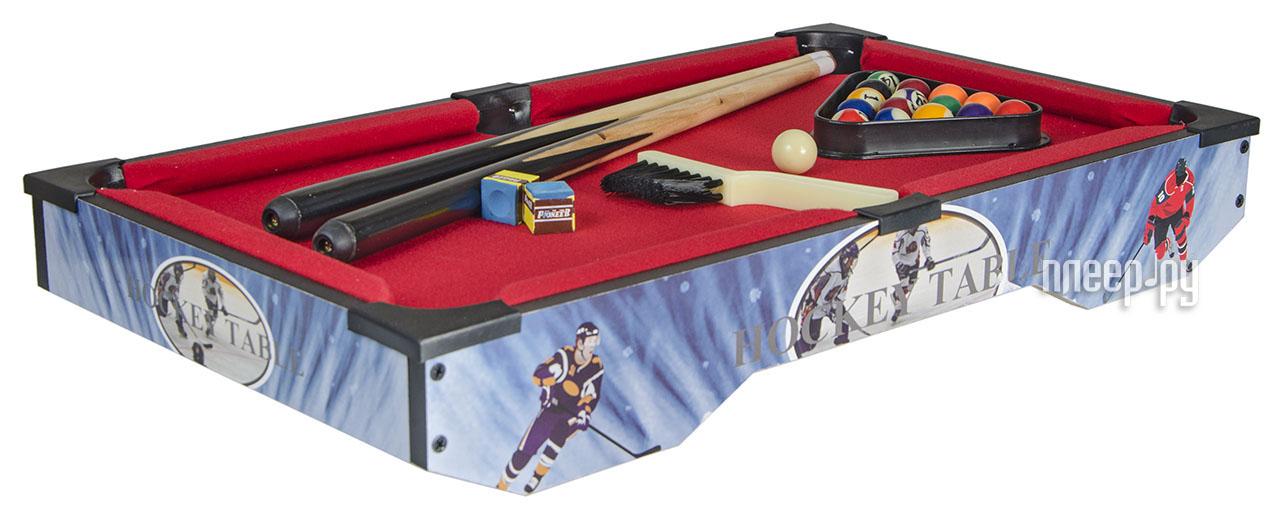 Игровой стол Weekend Billiard Combo 8-in-1 53.040.02.0