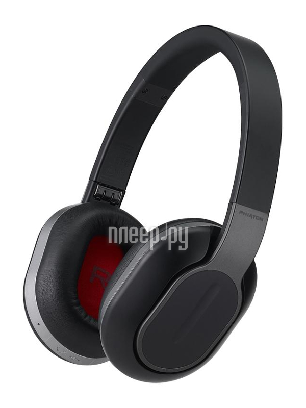 Гарнитура Phiaton BT460 Black PPU-BH0460BK01