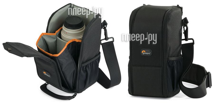 Футляр LowePro S&F Lens Exchange Case 200 AW  Pleer.ru  1509.000
