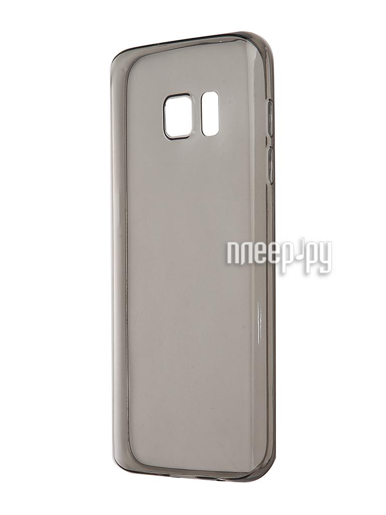 Аксессуар Чехол-накладка Samsung Galaxy S7 BROSCO Black SS-S7-TPU-BLACK