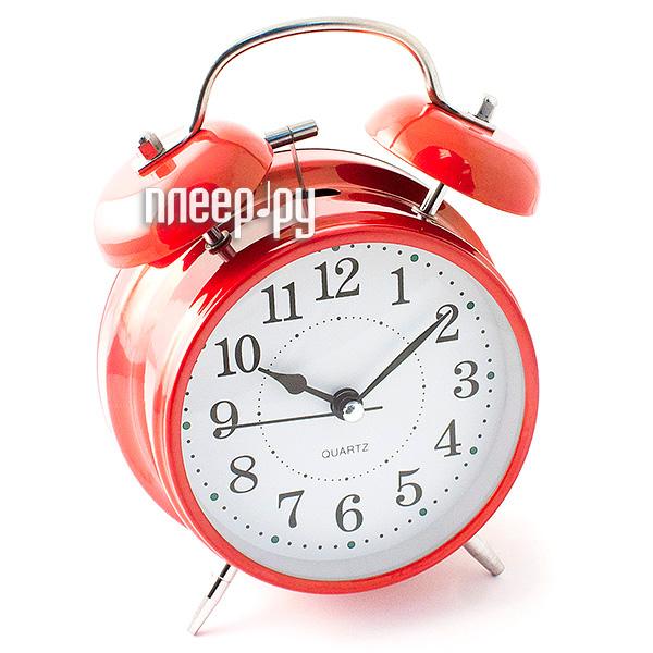 Часы Эврика 97495 Red