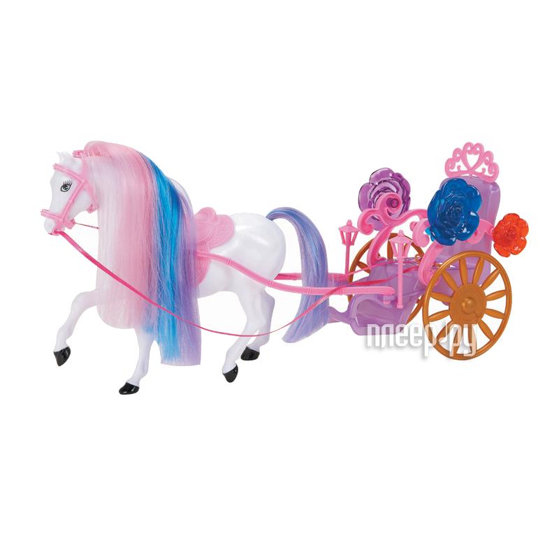 Игра 1Toy Карета с лошадью для кукол Т53235