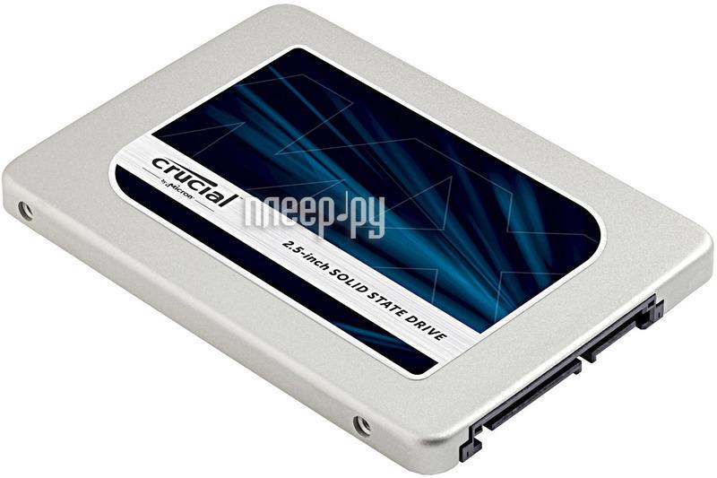 Жесткий диск 525Gb - Crucial MX300 CT525MX300SSD1