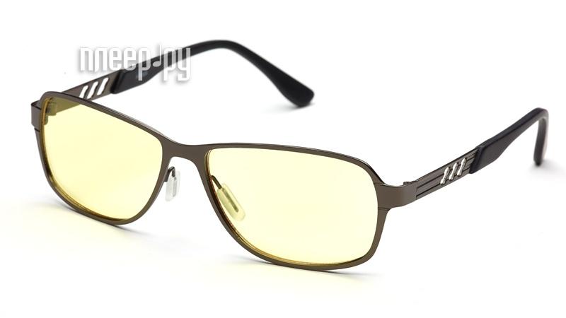 Очки компьютерные SPG Luxury AF090 Dark Grey