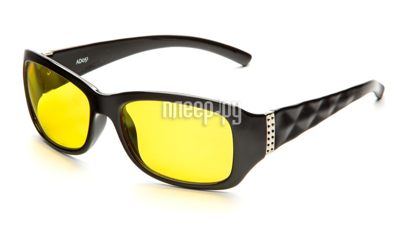 Очки SPG Luxury AD034 Black Антифары