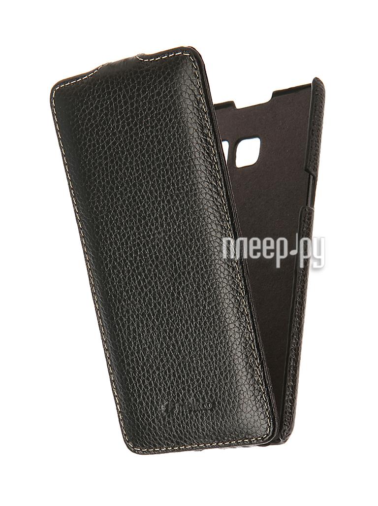 Аксессуар Чехол Samsung Galaxy Note 7 Melkco Black 10504