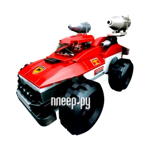 Конструктор 1Toy Формула1Toy, гоночный джип с турбинами 160дет. Т57027