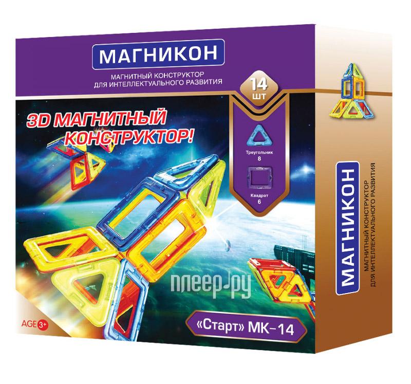 Конструктор Магникон Новичок МК-14 Старт