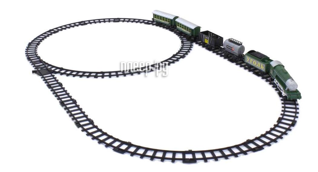 Железная дорога 1 TOY Стартовый набор Восточный экспресс Т54435