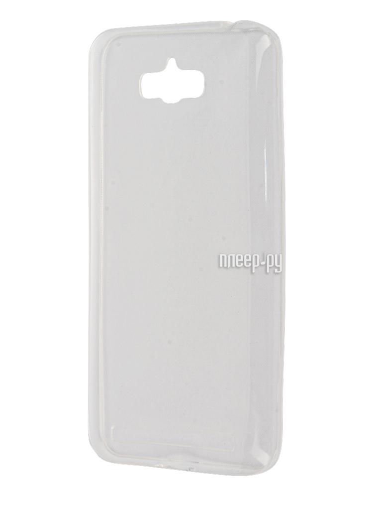 Аксессуар Чехол ASUS ZenFone 3 Max ZC553KL With Love. Moscow Silicone Aloha 7184