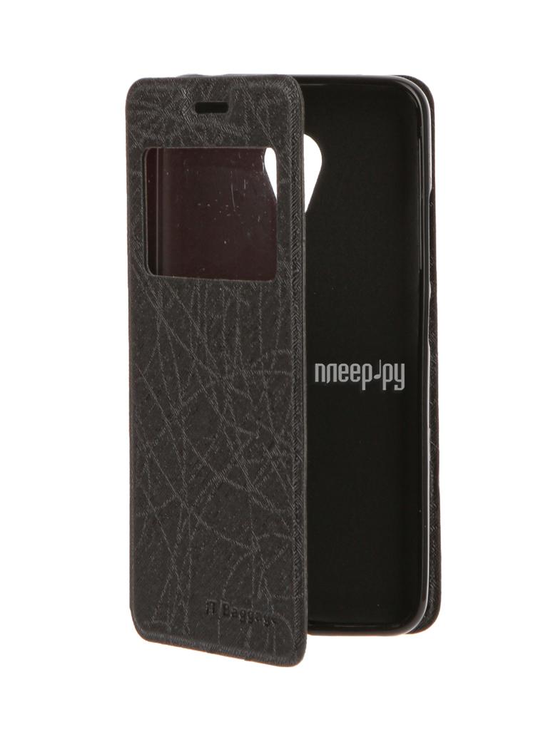 Аксессуар Чехол Meizu M3s mini IT Baggage Black ITMZM3SM-1