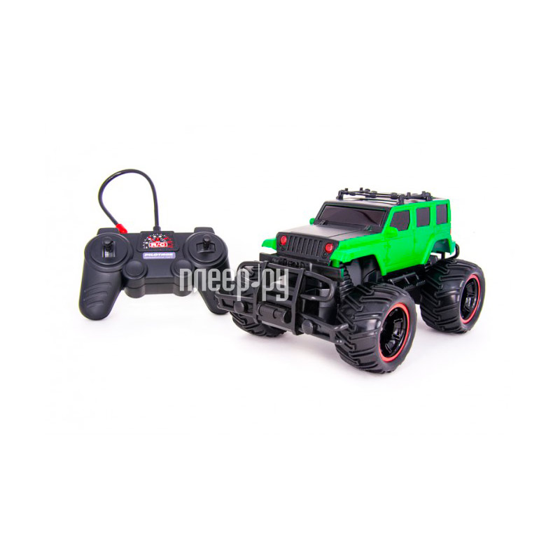 Игрушка Pilotage Off-Road Race Truck 1:20 Green RC47150