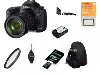 Фотоаппарат Canon EOS 5D Mark III Kit EF 24-105 L IS USM Выгодный набор!!!