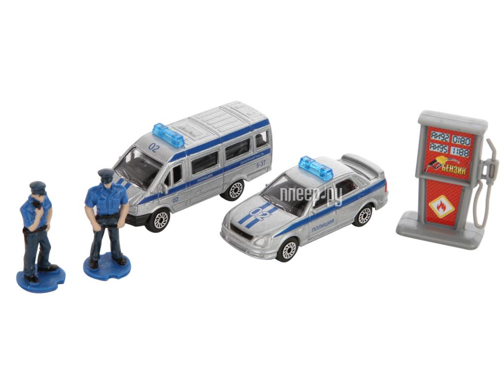 Машина Технопарк Полиция SB-15-40