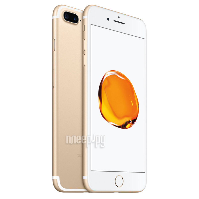 Сотовый телефон APPLE iPhone 7 Plus - 256Gb Gold MN4Y2RU / A
