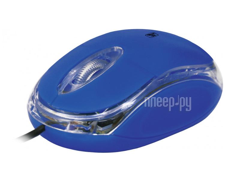 Мышь Defender MS-900 Blue 52902