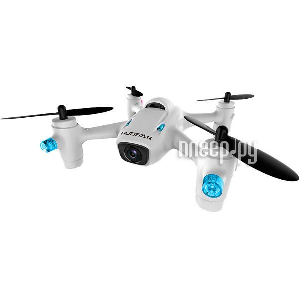 Квадрокоптер Hubsan X4 Cam PLUS H107C+