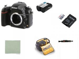 Купить Фотоаппарат Nikon D750 Body Выгодный набор + подарок серт. 200Р!!