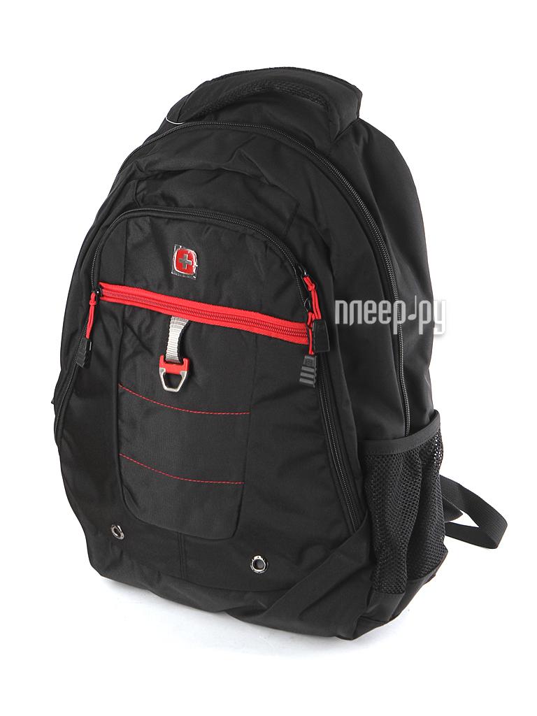 Рюкзак WENGER 900D 5918201419 Black-Red