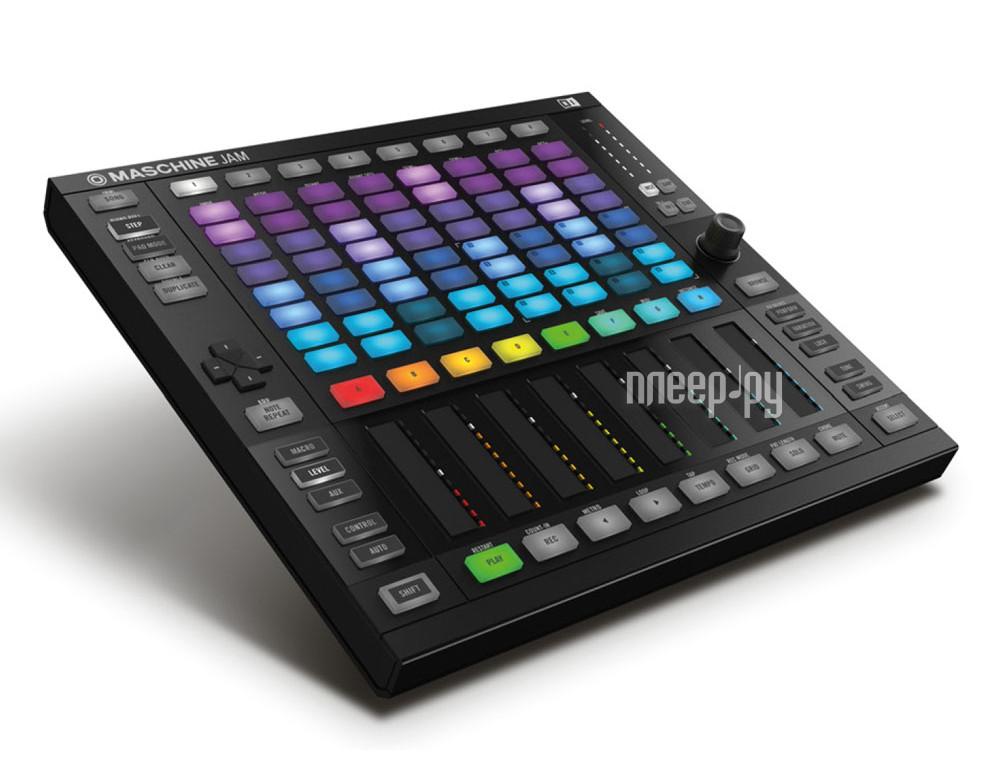 MIDI-контроллер Native Instruments Maschine Jam