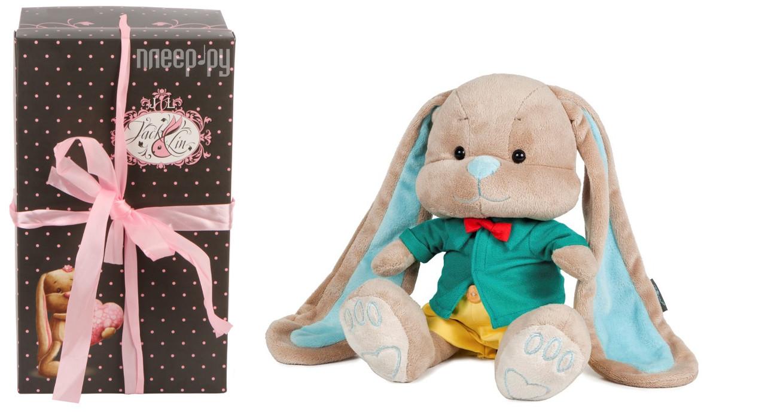 игрушка Jack and Lin Зайка Лин с Сердцем JL-001-25