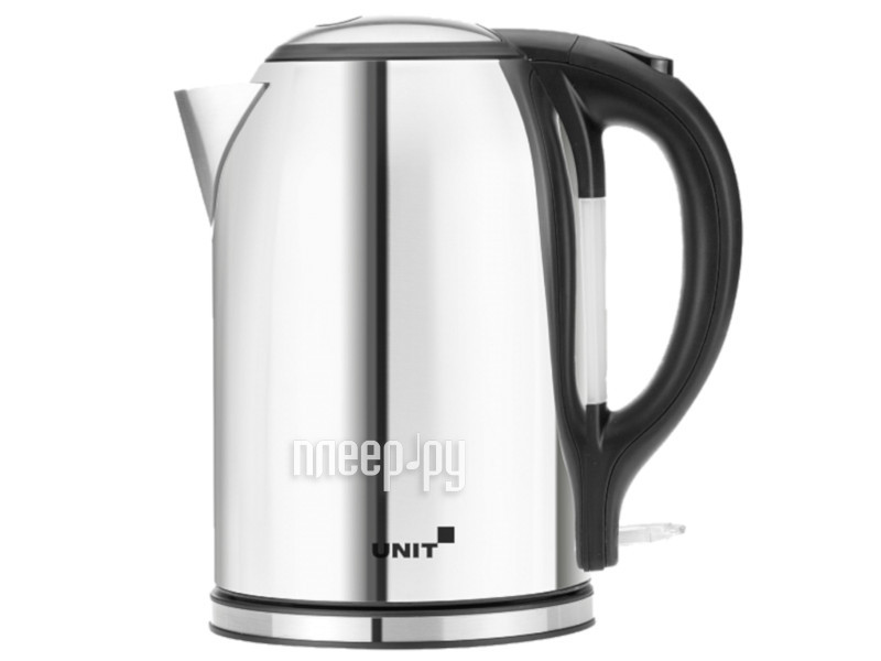Чайник UNIT UEK-266 Steel Glossy