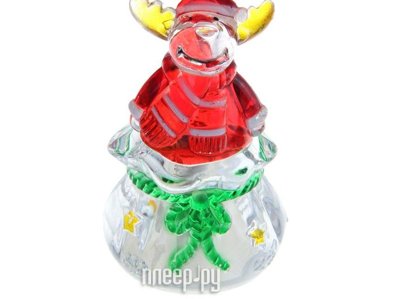 Новогодний сувенир Luazon Подарок от лося RGB 1077340