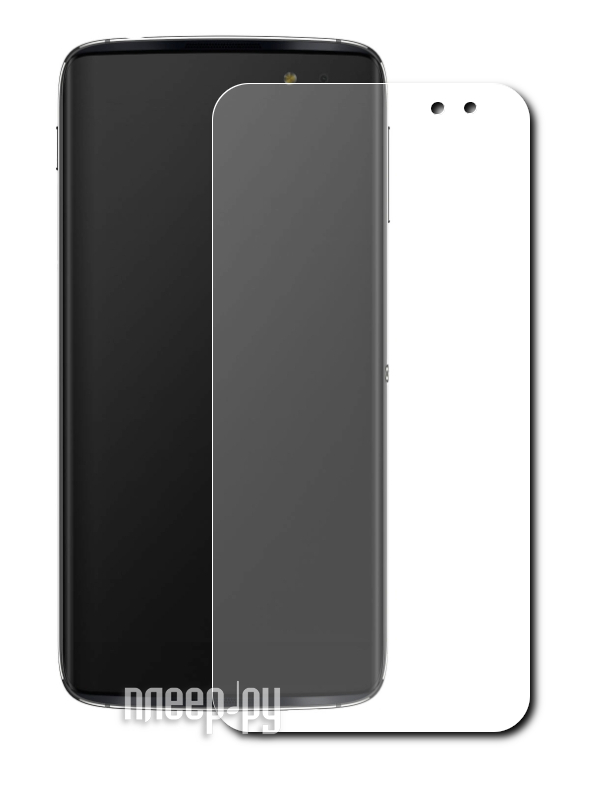 Аксессуар Защитное стекло Alcatel OneTouch 5095 Pop 4S (5.5) Red Line Tempered Glass