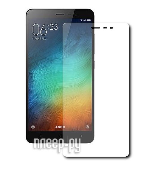 Аксессуар Защитное стекло Xiaomi Redmi Note 3 Ainy 0.33mm