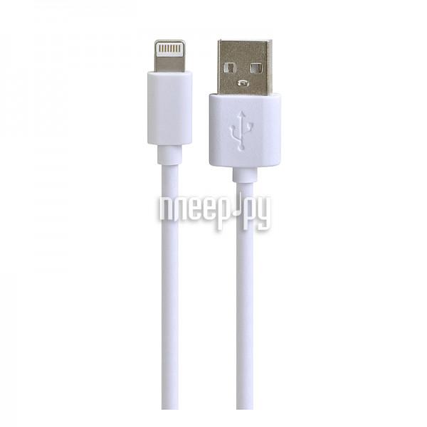 Аксессуар Red Line USB - 8-pin 2m White за