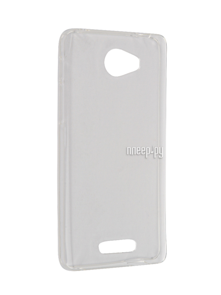 Аксессуар Чехол Alcatel OT5095 Pop 4S iBox Crystal Transparent